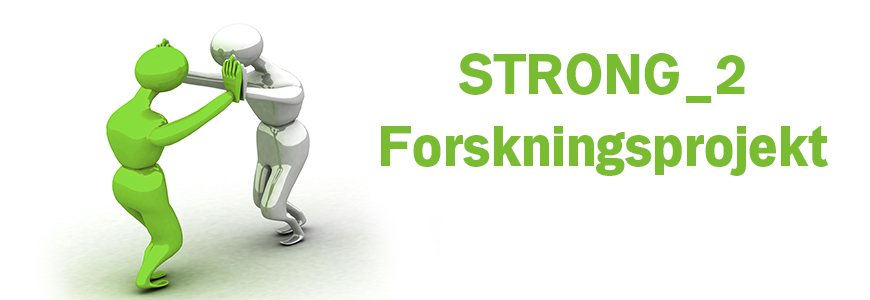 grafisk element  - strong_2 forskningsprojekt
